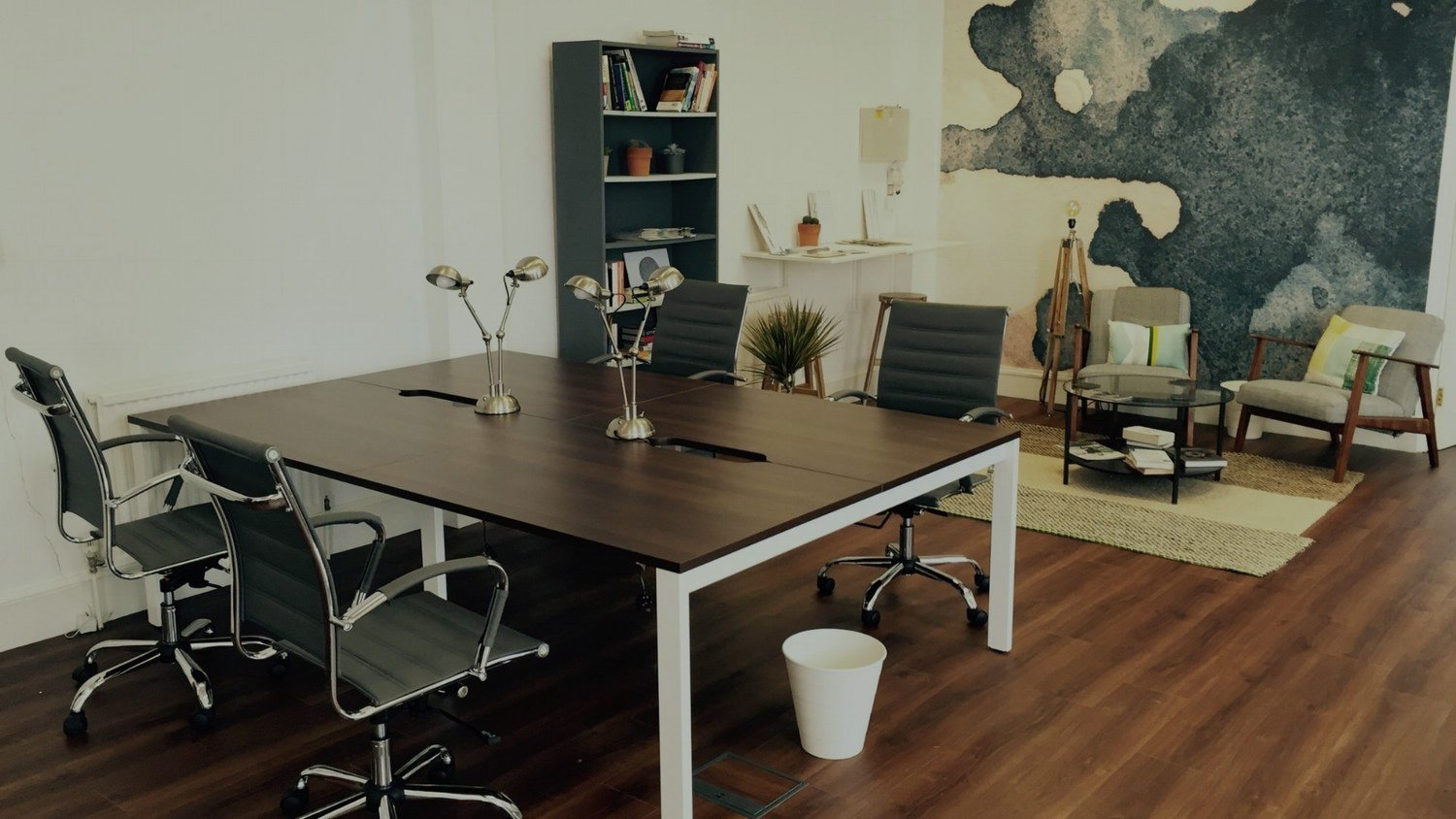 Our Angel Court Coworking space