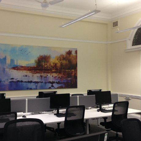 Shared office space in Coventry