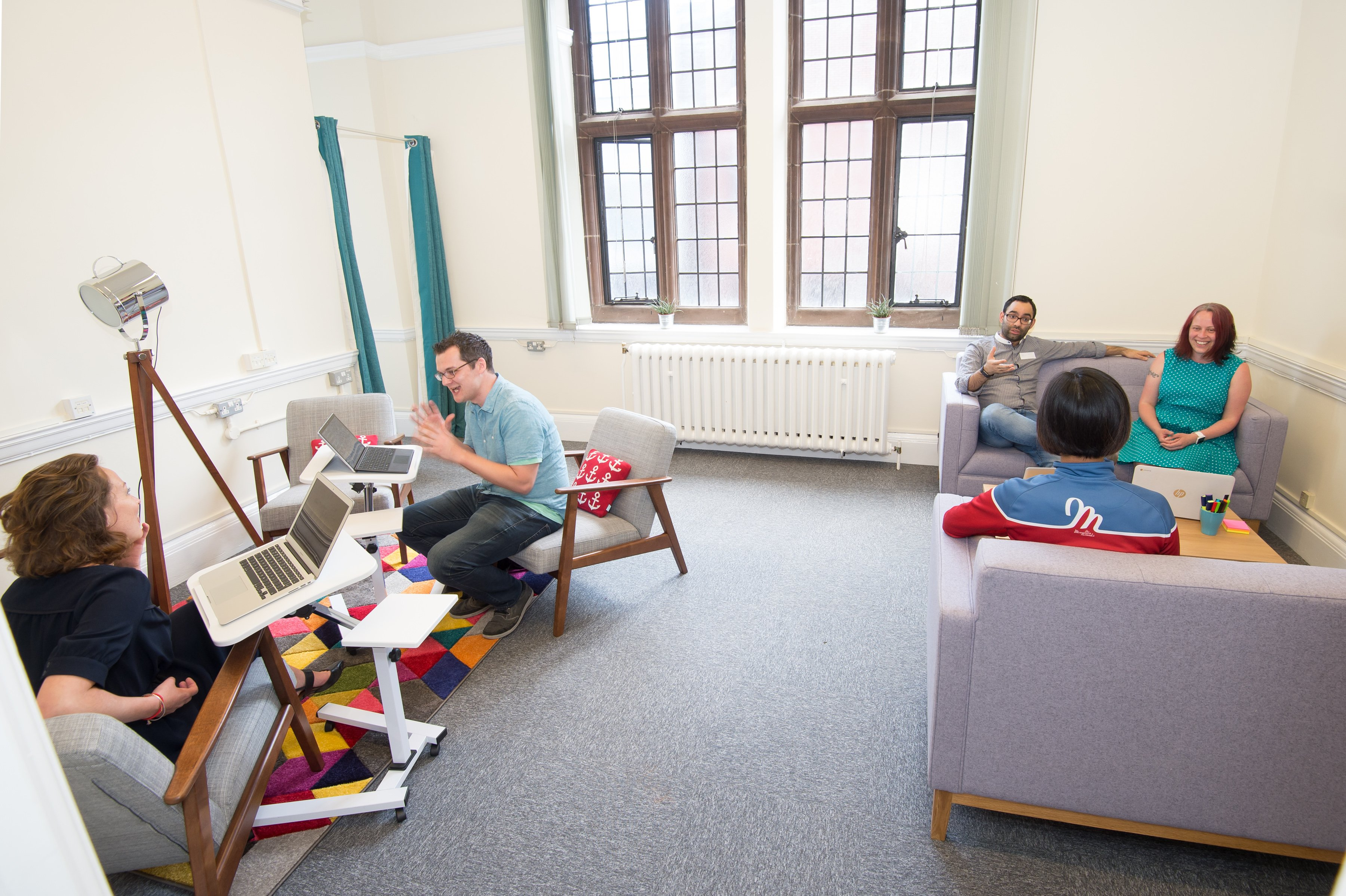 Buzzy Coworking Space