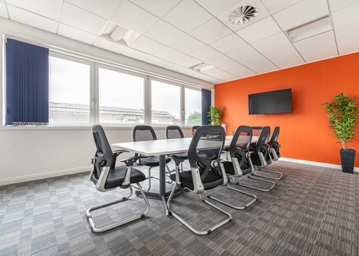 Large and Bright Meeting Room at The Wheelhouse Birmingham